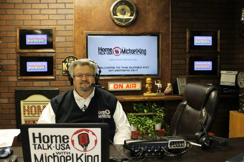 Michael King – The Cajun Contractor
