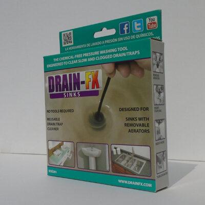 Drain-FX Sinks - unclog drains