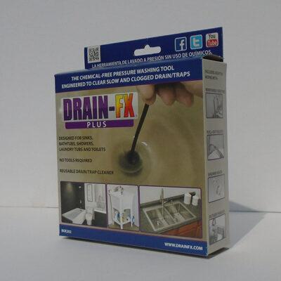 Drain-FX Plus - Unclog Drains
